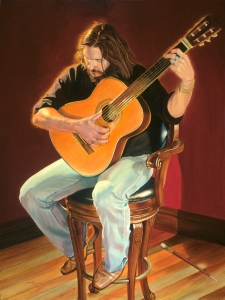 Fabian Perez   In Tune