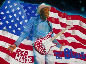 Red, White, and the Blues